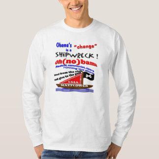 Anti-Obama election memorabilia T-Shirt