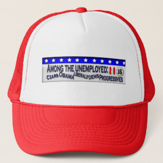 Anti Obama election memorabilia Trucker Hat