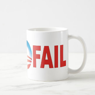 Anti-Obama Epic Fail mug