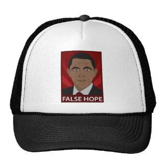 Anti-Obama: False Hope Trucker Hat