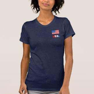 Anti-Obama - Hero vs. Zero T Shirt