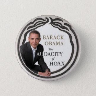 Anti-Obama Hoax pin