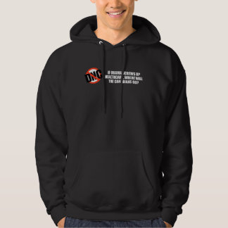 Anti-Obama - If Obama screws up healthcare Bumpers Hoody