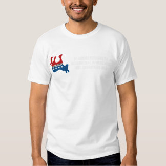 Anti-Obama - If Obama screws up healthcare Bumpers Shirts