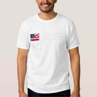 Anti-Obama - If Obama screws up healthcare Bumpers Tshirt