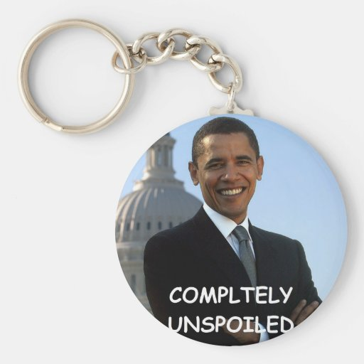 anti obama joke key chains