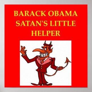 anti obama joke posters