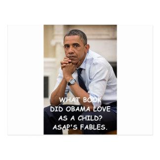 anti obama postcards
