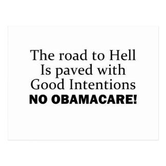 Anti-Obama Post Card