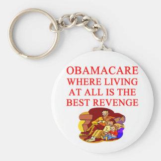 anti obama shirt keychain