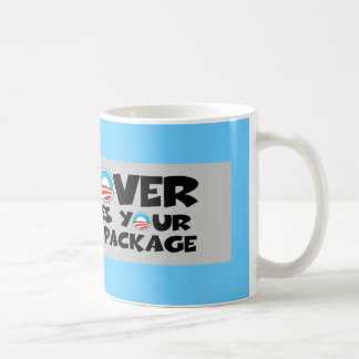 Anti Obama stimulus package Coffee Mug