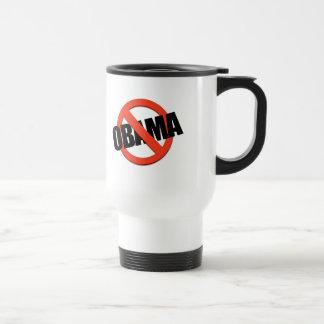 ANTI-OBAMA TEE COFFEE MUGS