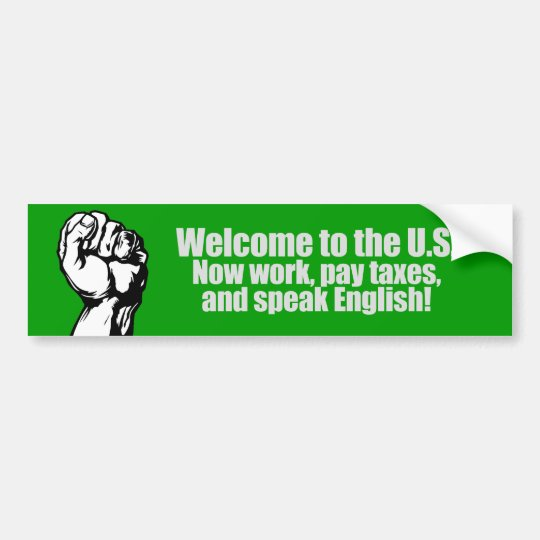 Anti-Obama - Welcome now pay taxes T-shirt Bumper Sticker