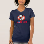 Anti-Obama - You Lie T Shirt
