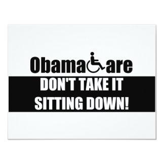 Anti ObamaCare Invites