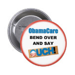 Anti ObamaCare Pinback Buttons