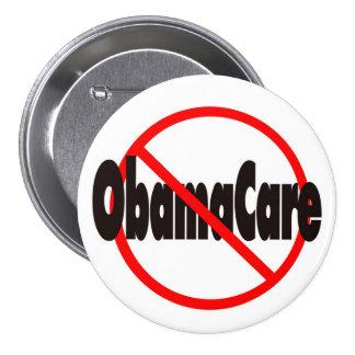 Anti ObamaCare – We WILL Remember In November 7.5 Cm Round Badge