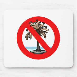 ANTI-OIL SPILL MOUSE PAD