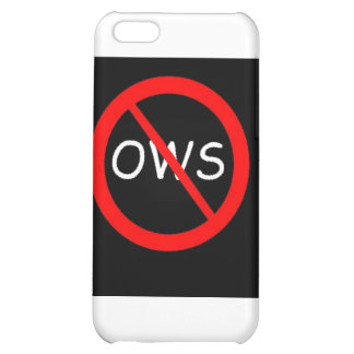 ANTI-OWS Movement iPhone 5C Case