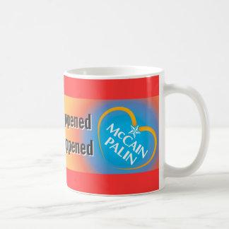 Anti-Palin, Anti-McCain Mug