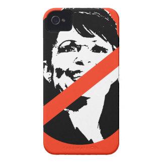 ANTI-PALIN iPhone 4 Case-Mate CASES