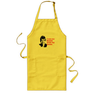 ANTI-PALIN / I can see Russia from my house Long Apron