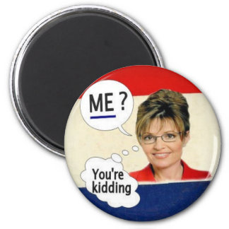 Anti-Palin Magnet