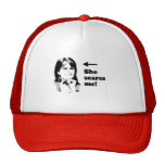 ANTI-PALIN / She scares me Hat