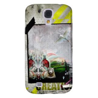 Anti_Pop Creation Galaxy S4 Case