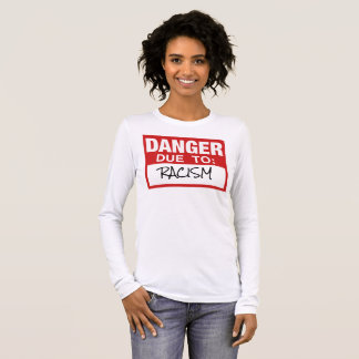 """Anti-Racist """"Danger Due To Racism"""" Statement Top"""