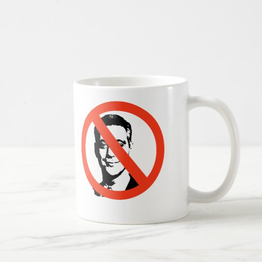 ANTI-RAHM EMANUEL GEAR COFFEE MUG