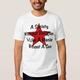 Anti-Religion Quote Shirt