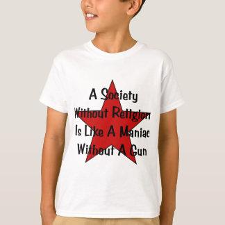 Anti-Religion Quote Shirts