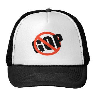Anti-Republican / Anti-Conservative Mesh Hat
