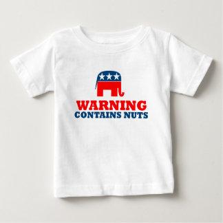 Anti Republican Baby T-Shirt
