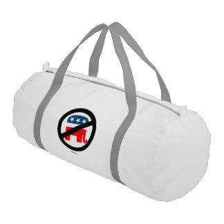 Anti-Republican Gym Duffel Bag