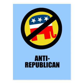 Anti-Republican Post Cards