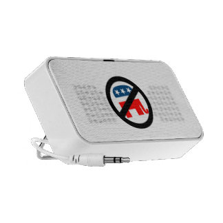 Anti-Republican iPod Speakers