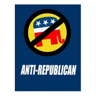 ANTI-REPUBLICAN Stuff Post Cards