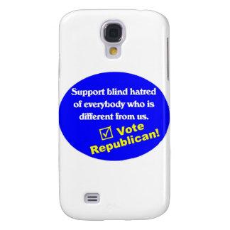 Anti Republican T-shirt Galaxy S4 Covers