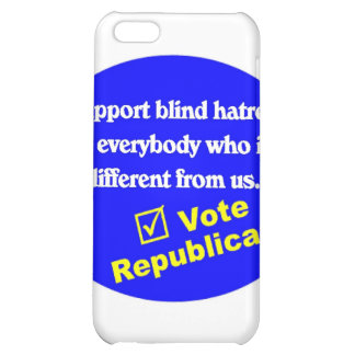 Anti Republican T-shirt iPhone 5C Case
