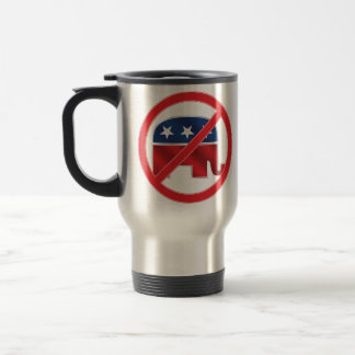 Anti-Republican Travel Mug