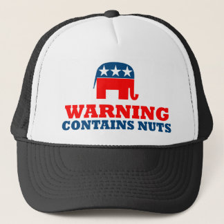 Anti Republican Trucker Hat