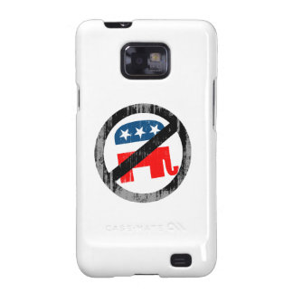 Anti-Republican white Faded.png Galaxy S2 Covers