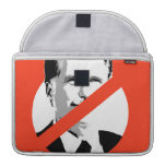 ANTI-ROMNEY MacBook PRO SLEEVES
