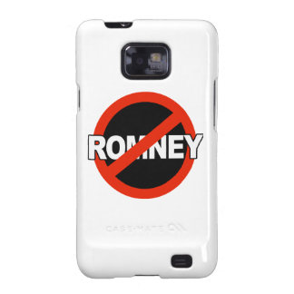 Anti Romney Name -.png Samsung Galaxy S2 Cases