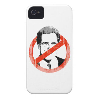 Anti Romney White.png Case-Mate Blackberry Case