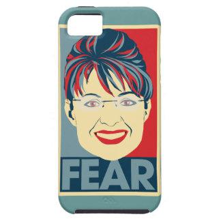 Anti Sarah Palin Fear Pardoy iPhone 5 Cover
