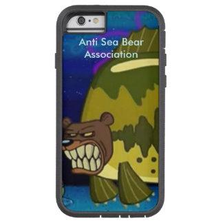 Anti Sea Bear Association iPhone 6 Case Tough Xtreme iPhone 6 Case