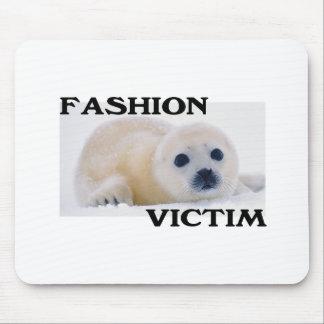 Anti Seal Hunting Mouse Pad